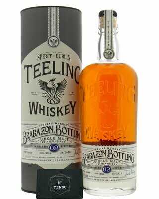 Teeling Series 2 (Brabazon) Port Casks