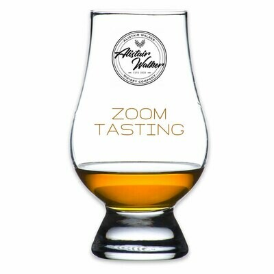 #68 Infrequent Flyers - Whisky Tasting met Alistair Walker (ZooM)