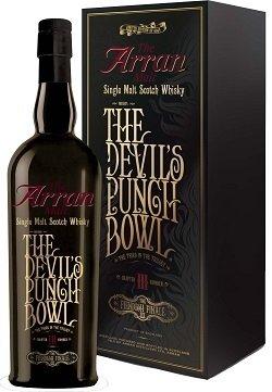 Arran The Devil's Punch Bowl Chapter N°3