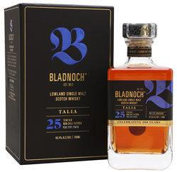 Bladnoch 25 Years Old - Talia - Port Pipe Finish