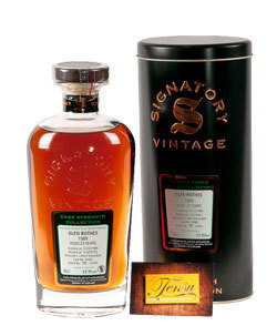 """Glenrothes 23 Years Old (1989-2013) """"Signatory"""""""