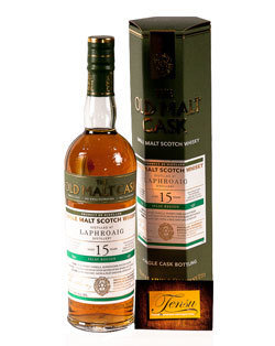 "Laphroaig 15 Years Old ""Hunter Laing"""