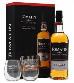 Tomatin Legacy - Giftpack