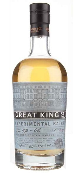 """Great King Street - EXP. TR-06 """"Compass Box"""""""