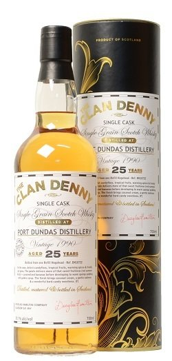 "Port Dundas 25 Years Old ""Douglas Hamilton"""