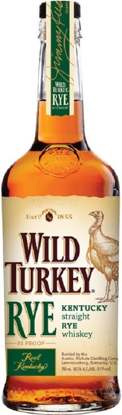 Wild Turkey - Straight Rye (81 Proof)