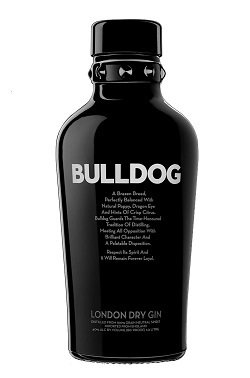 Bulldog Extra Bold Gin