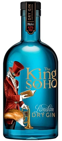 "King of Soho ""London Dry Gin"""