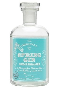 Spring Gin Mediterranée