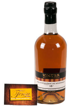 """Port Mourant 12 Years Old Guyana Rum (2005-2018) """"Kintra"""""""