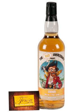 """Enmore 27 Years Old (1990-2018) """"The Rum Mercenary"""""""