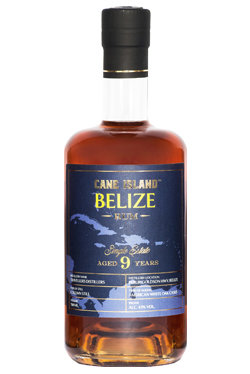 "Cane Island Rum - Travellers Distillers 9 Years Old ""Single Estate Belize"""