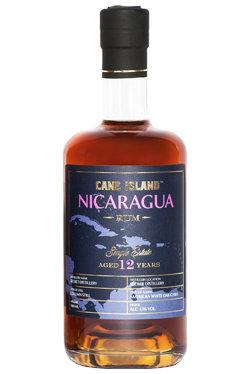 Cane Island Rum - Secret Distillery 12 Years Old