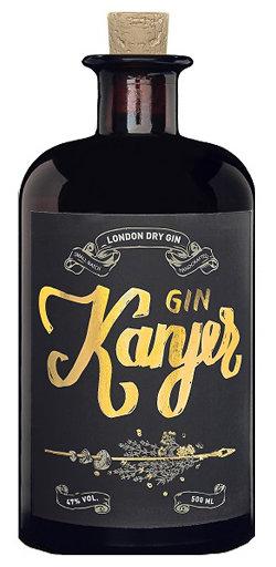 "Kanjer Gin ""Gold Edition"""