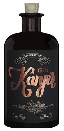 """Kanjer Gin """"Copper Edition"""""""