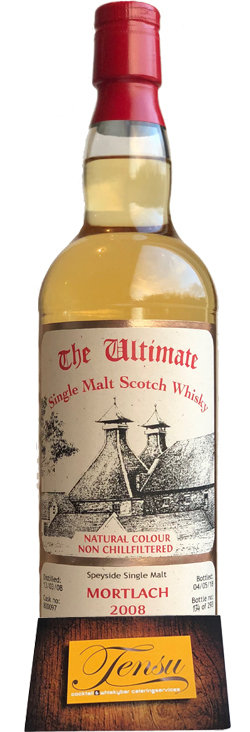 """Mortlach 10 Years Old (2008-2018) """"The Ultimate"""""""