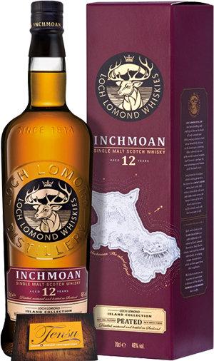 Inchmoan 12 Years Old Peated (Loch Lomond)