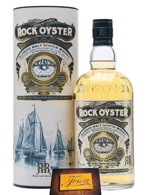 "Rock Oyster - Small Batch Release ""Douglas Laing"""