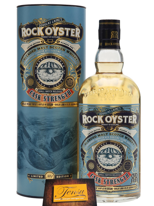"""Rock Oyster - Cask Strength - Limited Edition """"Douglas Laing"""""""