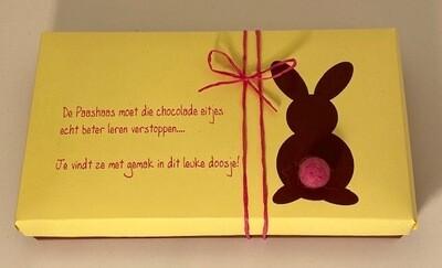 Doosje met chocolade