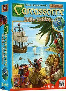 Carcassonne Stille Zuidzee