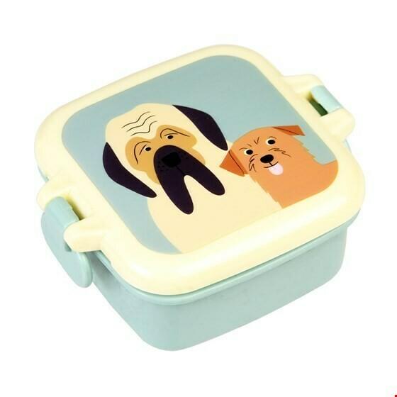 Dogs in show koekendoosje