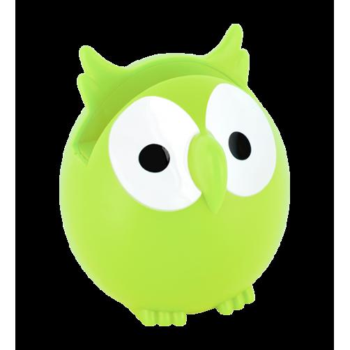 Brilhouder uil groen