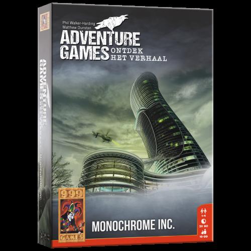 Adventures Games Monochrome inc