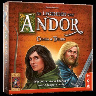 De legenda van Andor Chada & Thorn