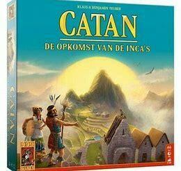 Catan De opkomst van de Incas