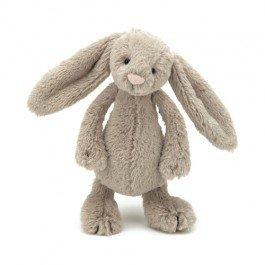 Small Bashful beige konijn 30cm