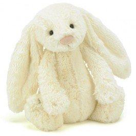 Small Bashful ecru konijn 30cm