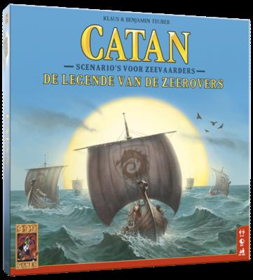 Catan de legende van de zeevaarders