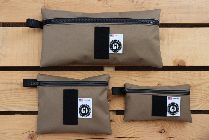 Overland Pouches