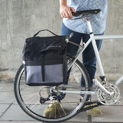 BICYCLE BAG DOUBLE - TOP LOAD