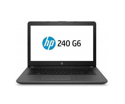 HP 240 G6 Laptop Core i3 7th Gen/4GB/1TB/14 Inch/Dos