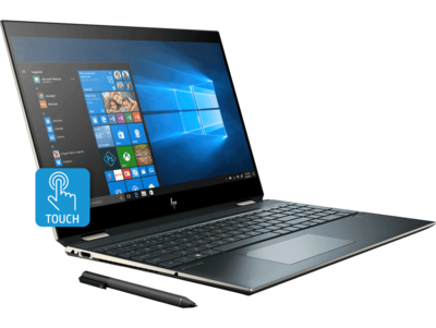 HP Spectre 15-DF1004TX X360 Laptop