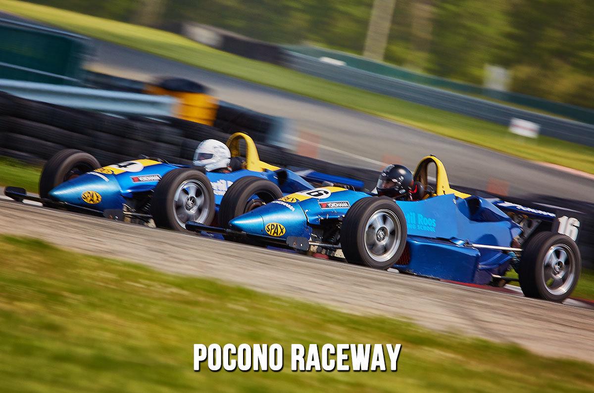 Pocono - 5 Day Road Racing Week