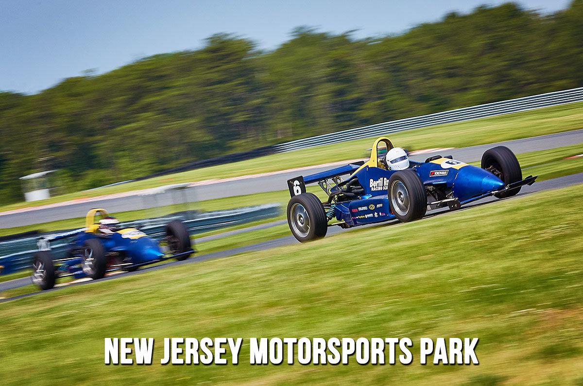 NJMP - 2 Day Advanced Racing School