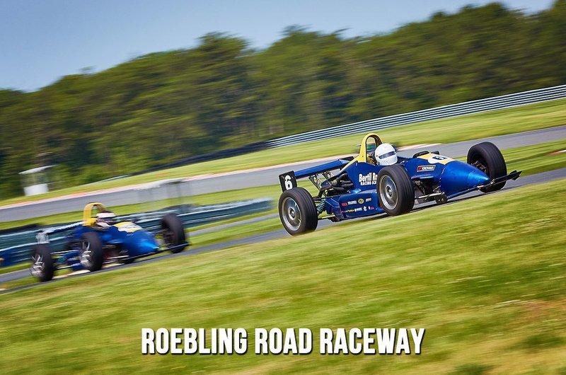 Roebling - 3 Day Road Racing School