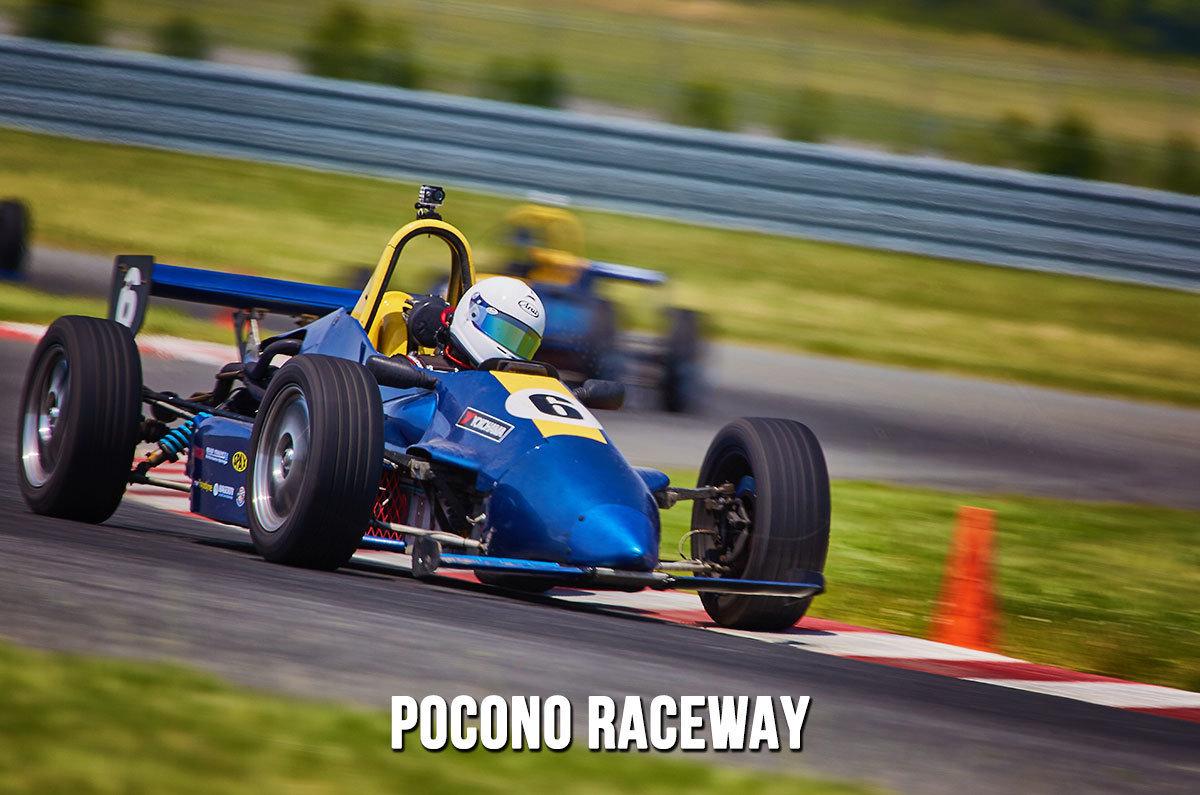 Pocono - 1 Day Road Racing School