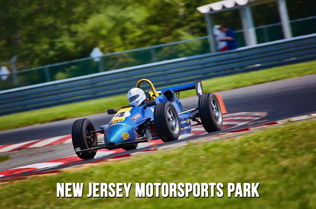 NJMP - 1/2 Day Road Racing School