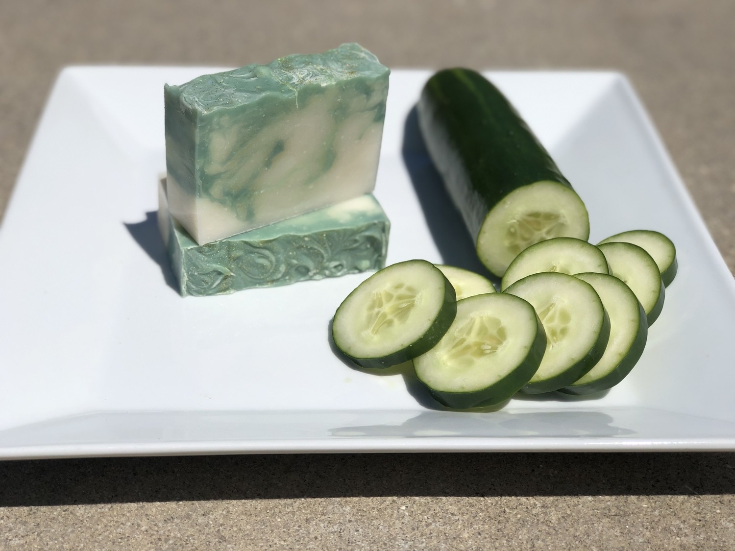 """""""Cool Cucumber"""" (scented with Cool Cucumber)"""