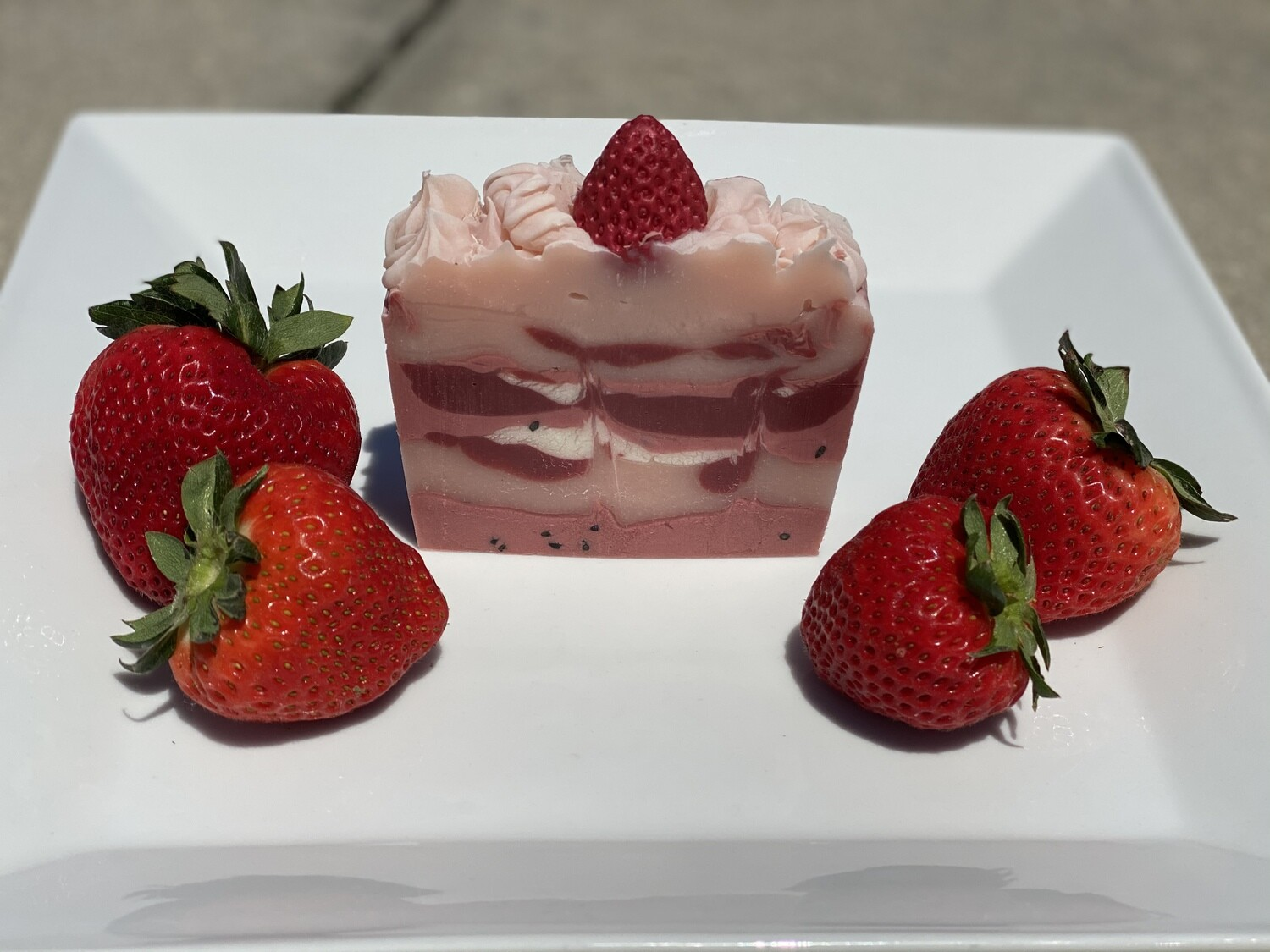 """Strawberry Delight"" (Pre-order available, ready 8 Jun)"