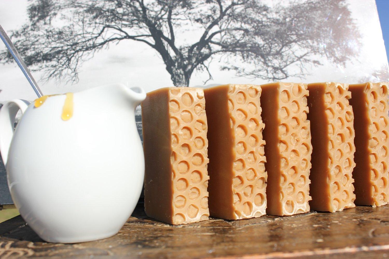 """Honey Goat's Milk"" (Almond, Milk & Honey Scented)"
