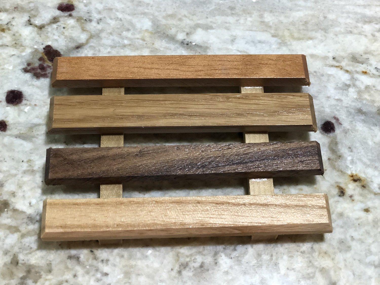 """""""Soap Tray"""" (Reclaimed Wood)"""