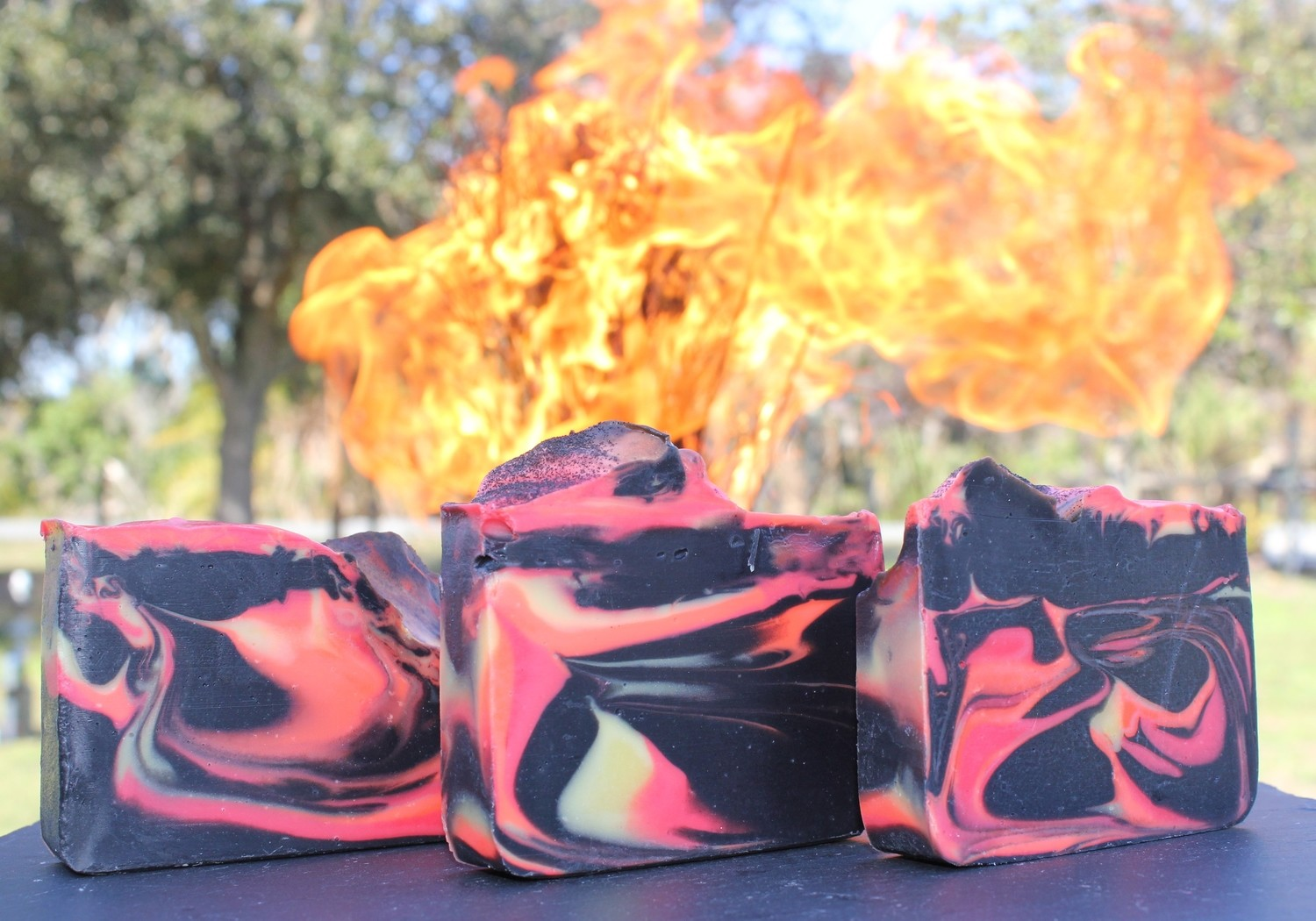 """""""Dragon's Breath"""" (Scented with Dragon's Blood) (SOLD OUT)"""