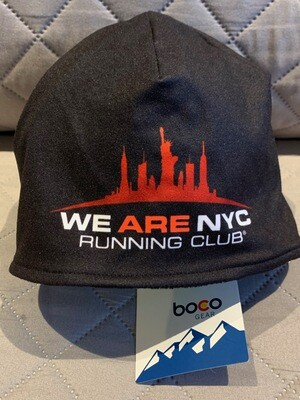 We Are NYC Running Club - Official Winter Beanie By Boco Gear