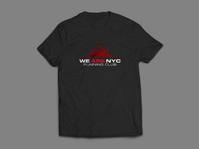 WE ARE NYC ORIGINAL LOGO SHORT SLEEVE T-SHIRT (black or white)