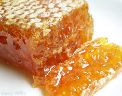 Cut Honeycomb straight from the Beehive.